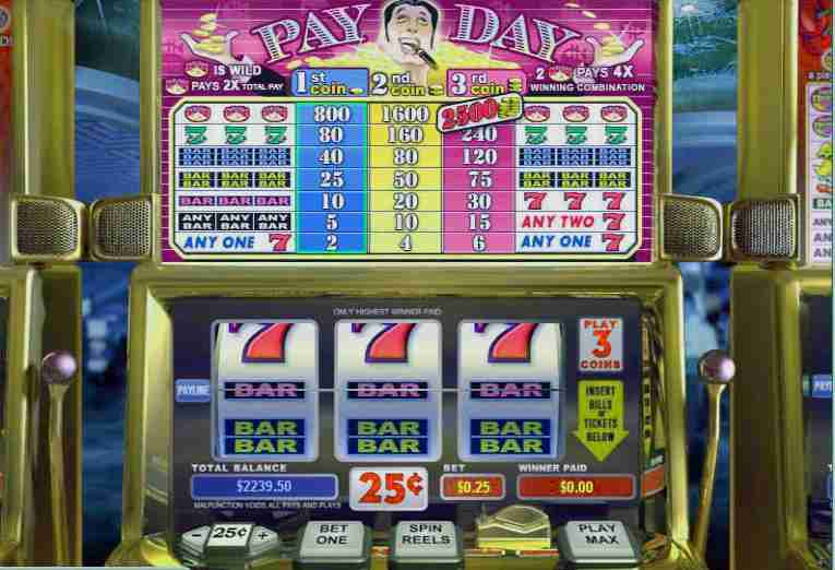 online slots real money game